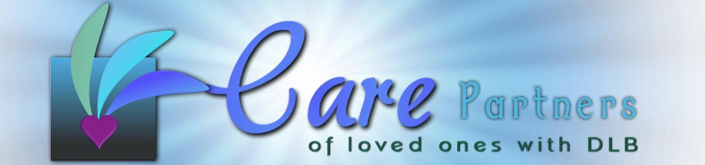 Care Partners of loved ones with DLB