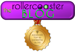 Riding a Rollercoaster with Lewy Body Dementia Blog
